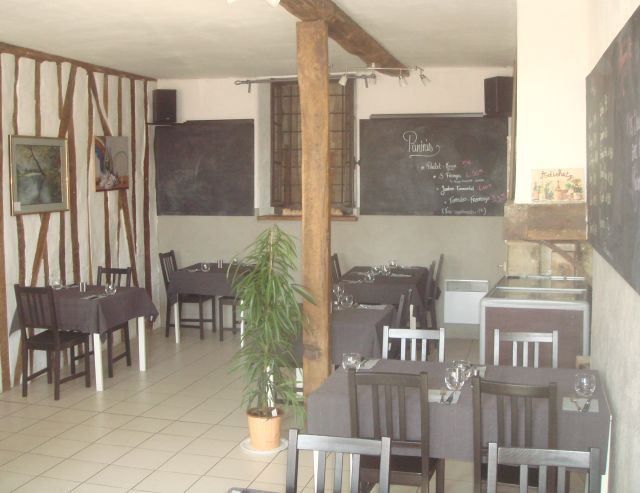 Tables de restaurant
